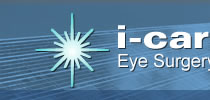 laser vision correction logo